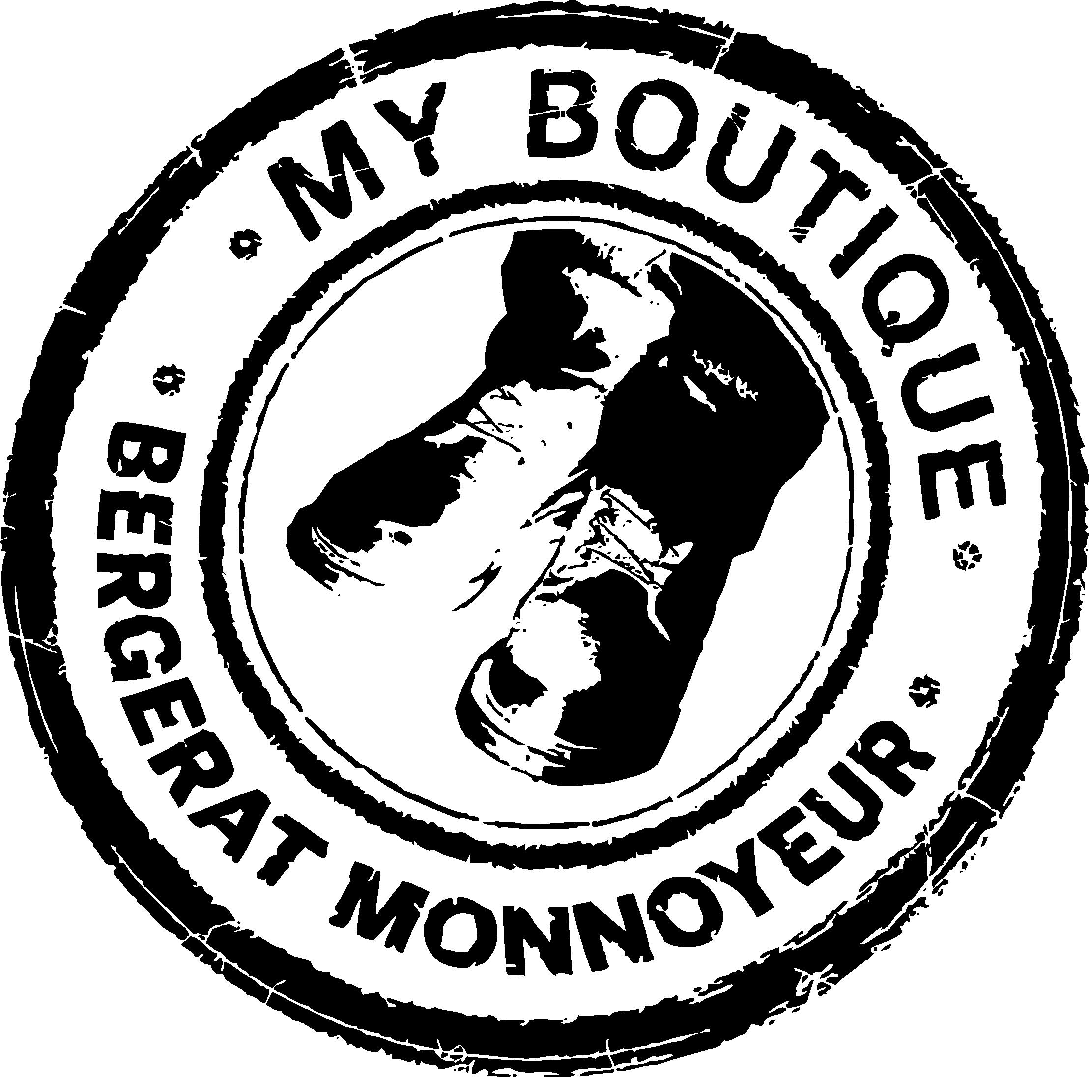 Logo MyBoutique by Bergerat Monnoyeur